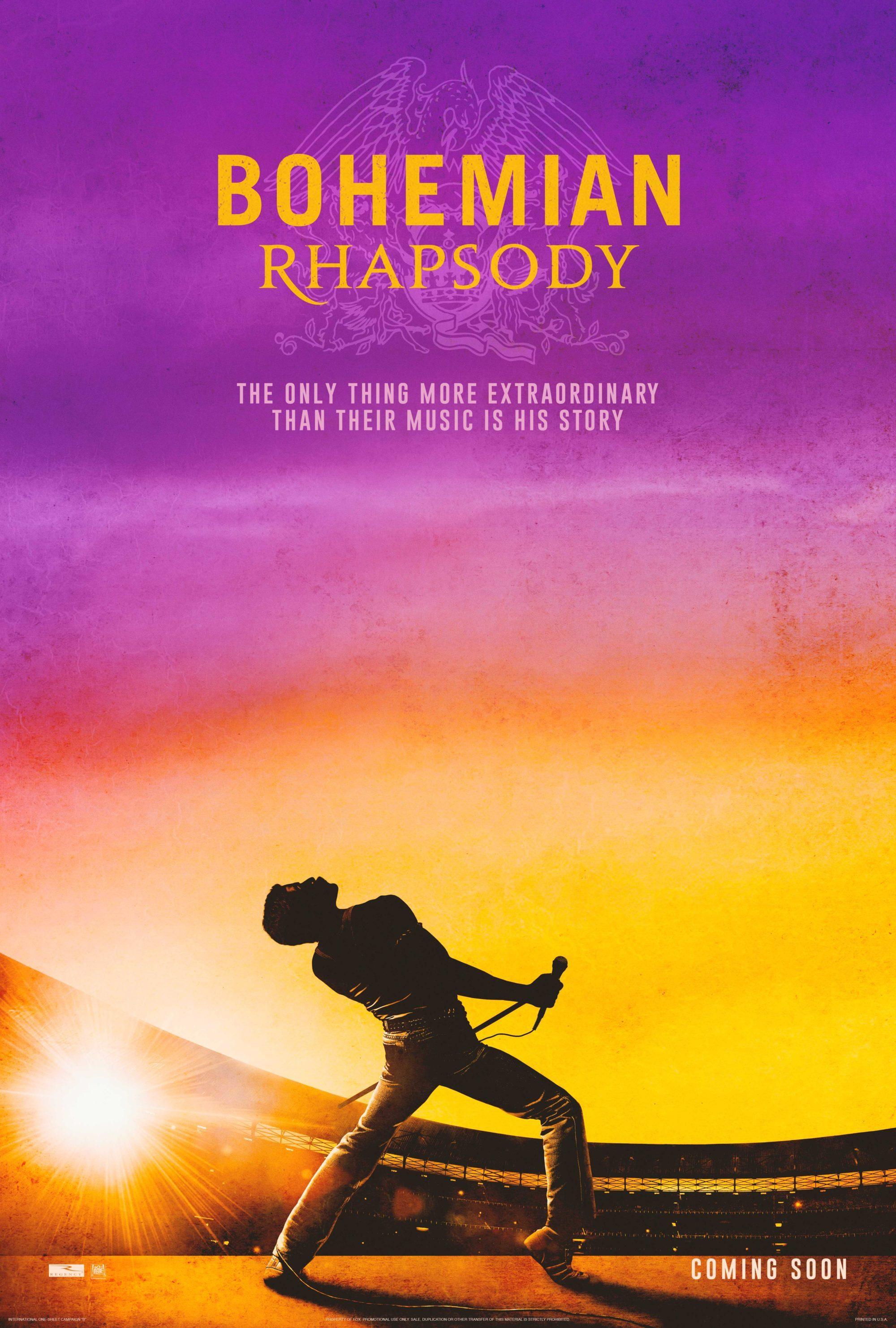 Bohemian Rhapsody Teaser Poster 2