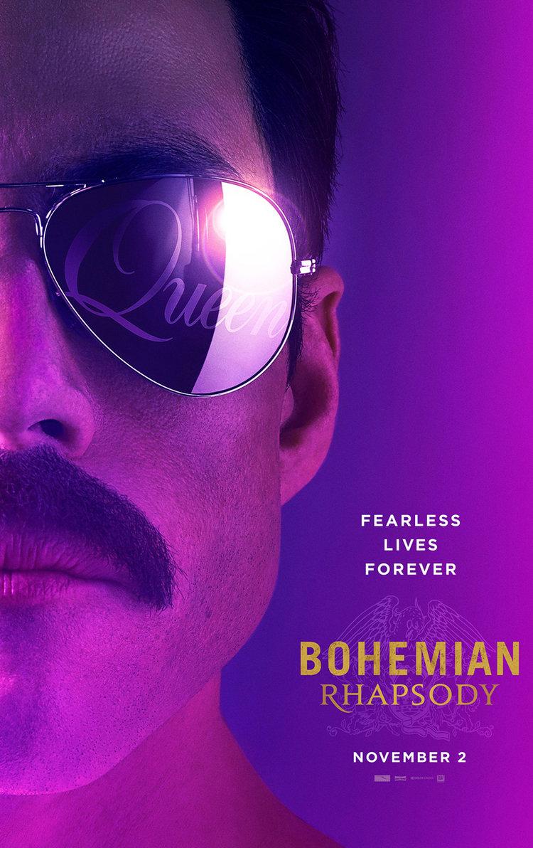 Bohemian Rhapsody Teaser Poster 1
