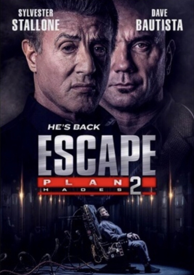 Escape Plan 2 Trailer & Poster