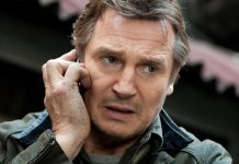 Men in Black Liam Neeson