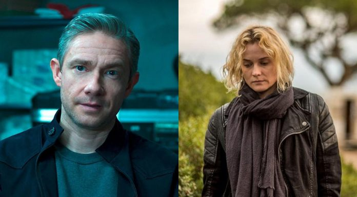 Martin Freeman Diane Kruger The Operative
