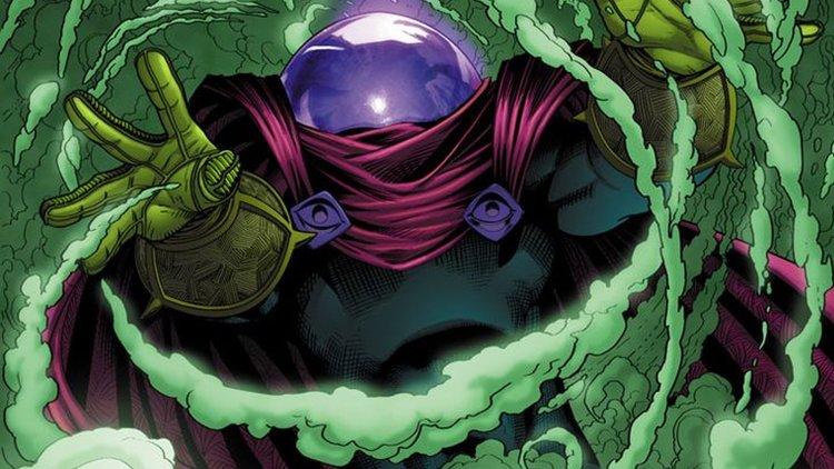Spider Man Jake Gyllenhaal Mysterio Rolle
