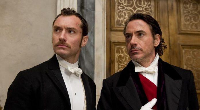 Sherlock Holmes 3 Regie