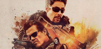 Sicario 2 Trailer Poster