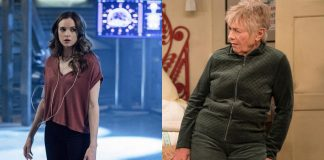 Roseanne The Flash Season 4 Einschaltquoten