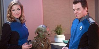 The Orville Staffel 2 Roberto Picardo