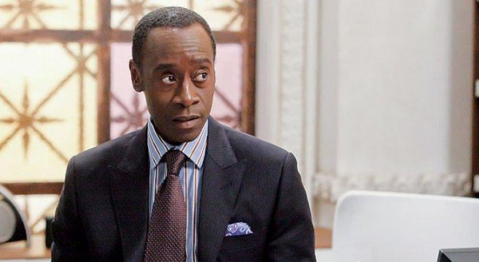 Don Cheadle Black Monday