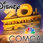 Comcast Disney Fox