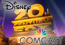 Comcast Disney Fox