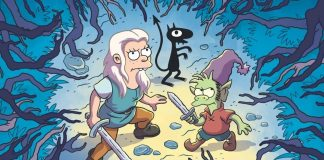 Disenchantment Start