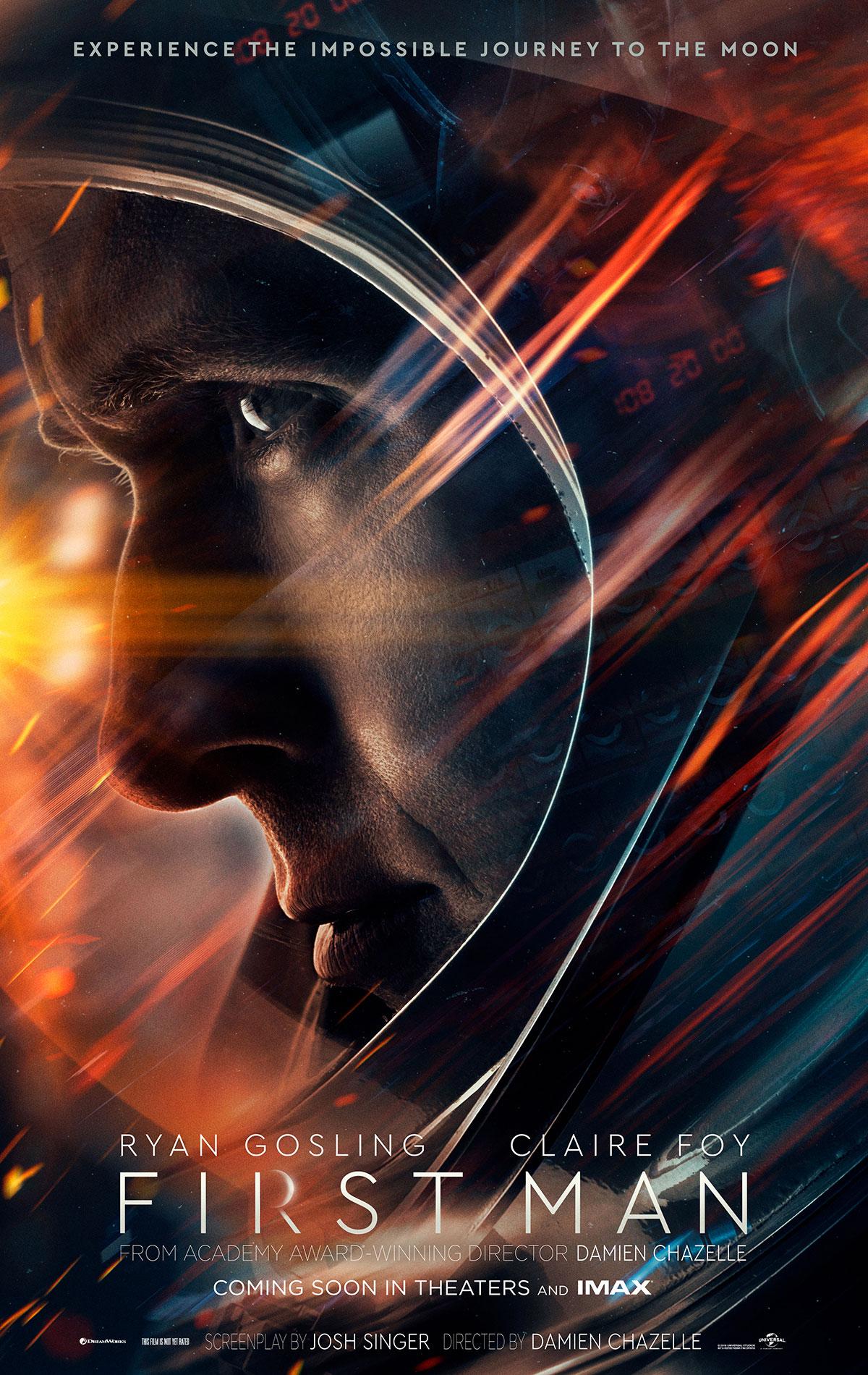 Aufbruch zum Mond Trailer & Poster