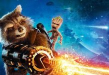 Guardians of the Galaxy Vol 3 Drehstart
