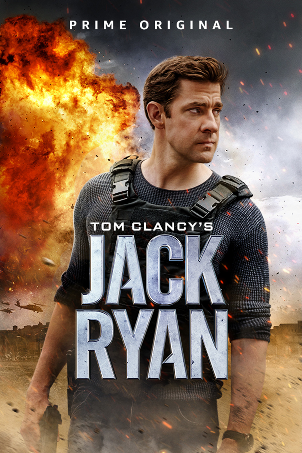 Jack Ryan Trailer & Plakat