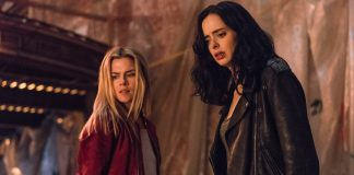Jessica Jones Staffel 3 Drehstart