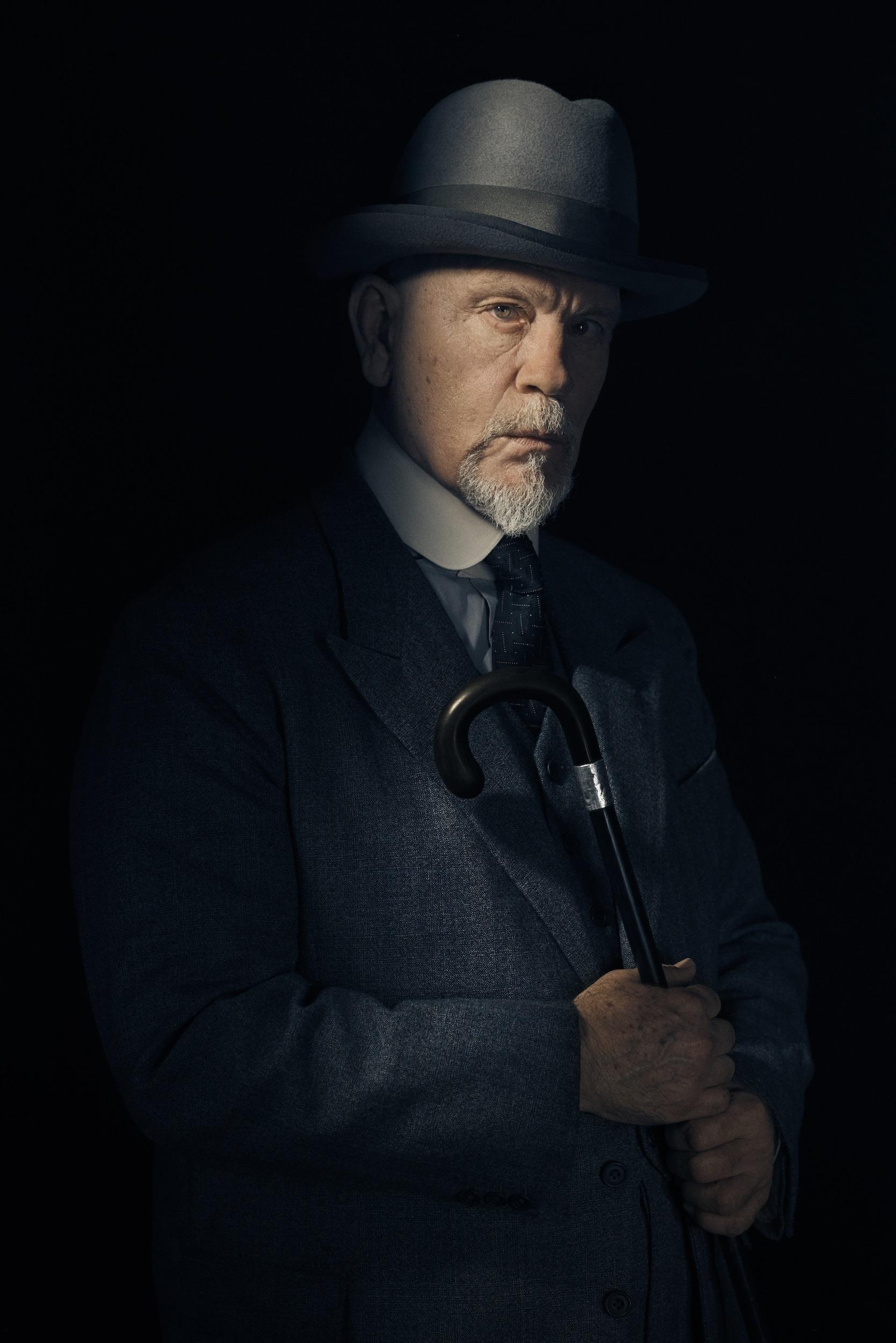 John Malkovich Hercule Poirot Bild