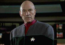 Patrick Stewart Star Trek Serie Picard
