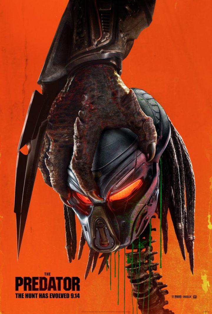 Predator Upgrade Trailer & Poster