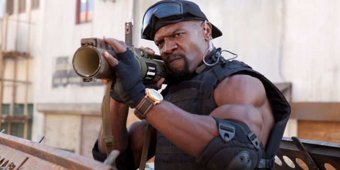 The Expendables 4 Terry Crews
