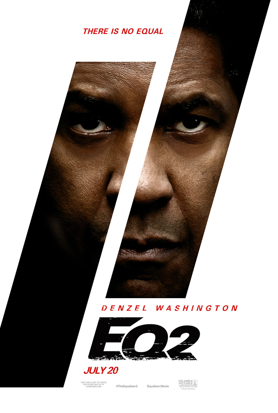 The Equalizer 2 Trailer & Poster 2
