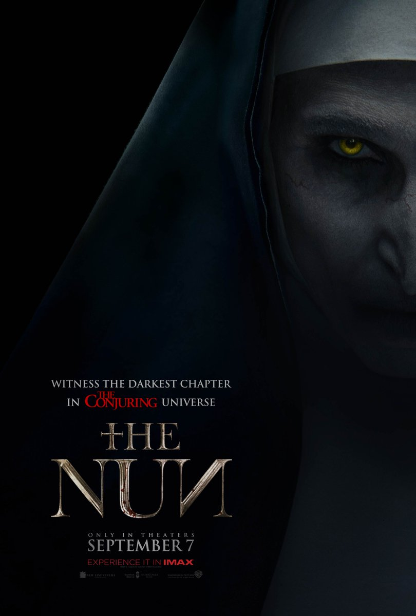 The Nun Teaser Poster