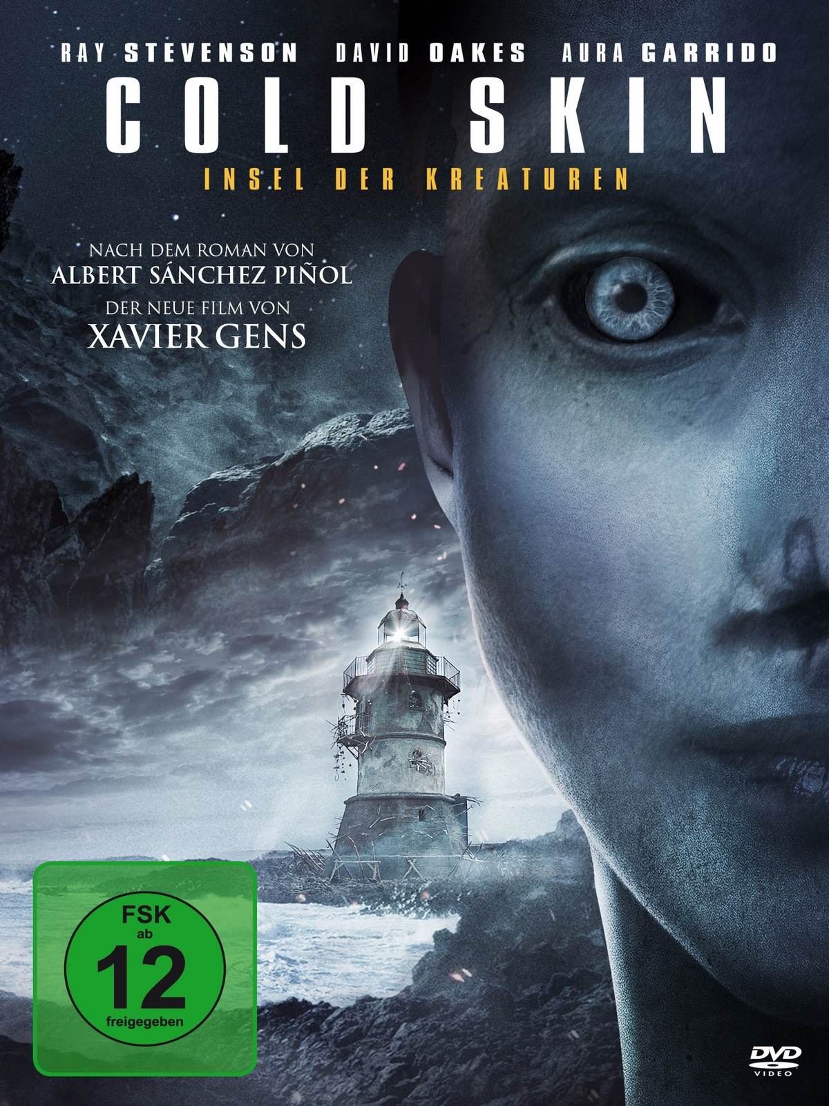 Cold Skin Trailer & DVD-Cover