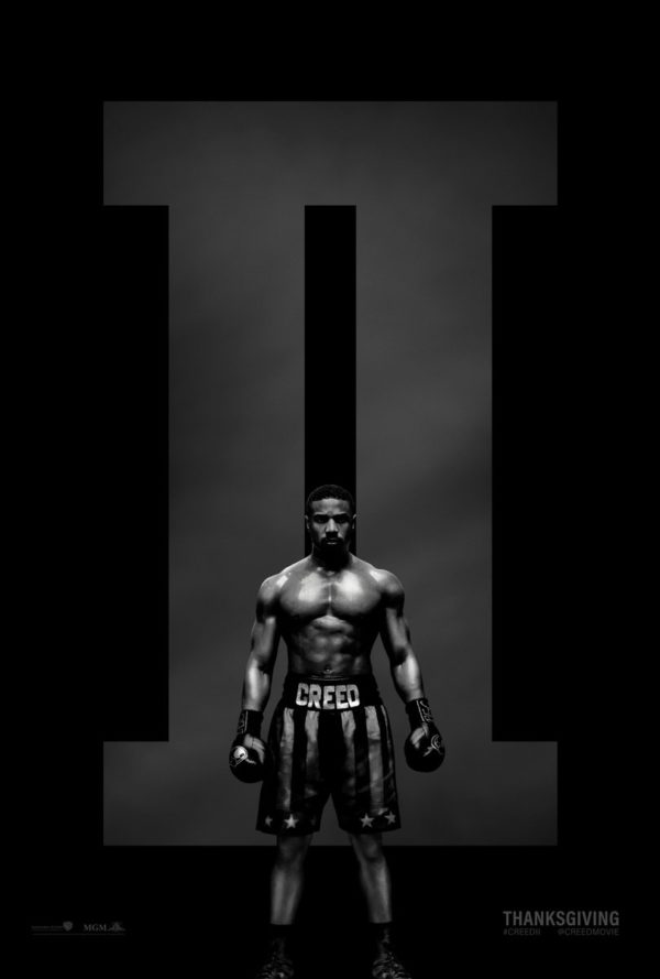 Creed 2 Trailer & Poster 1
