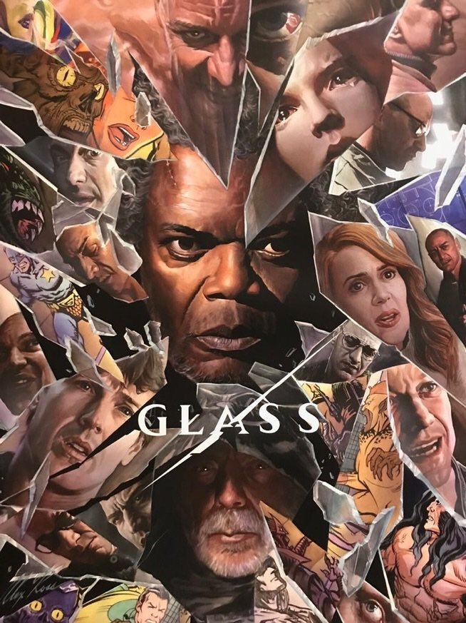 Glass Trailer & Poster 2
