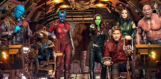 Guardians of the Galaxy James Gunn