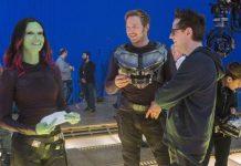 Guardians of the Galaxy Vol 3 James Gunn