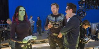Guardians of the Galaxy Vol 3 James Gunn