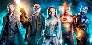 Legends of Tomorrow Staffel 3 Start Deutschand