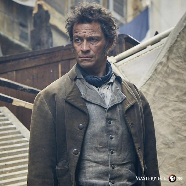 Les Miserables Serie Jean Valjean