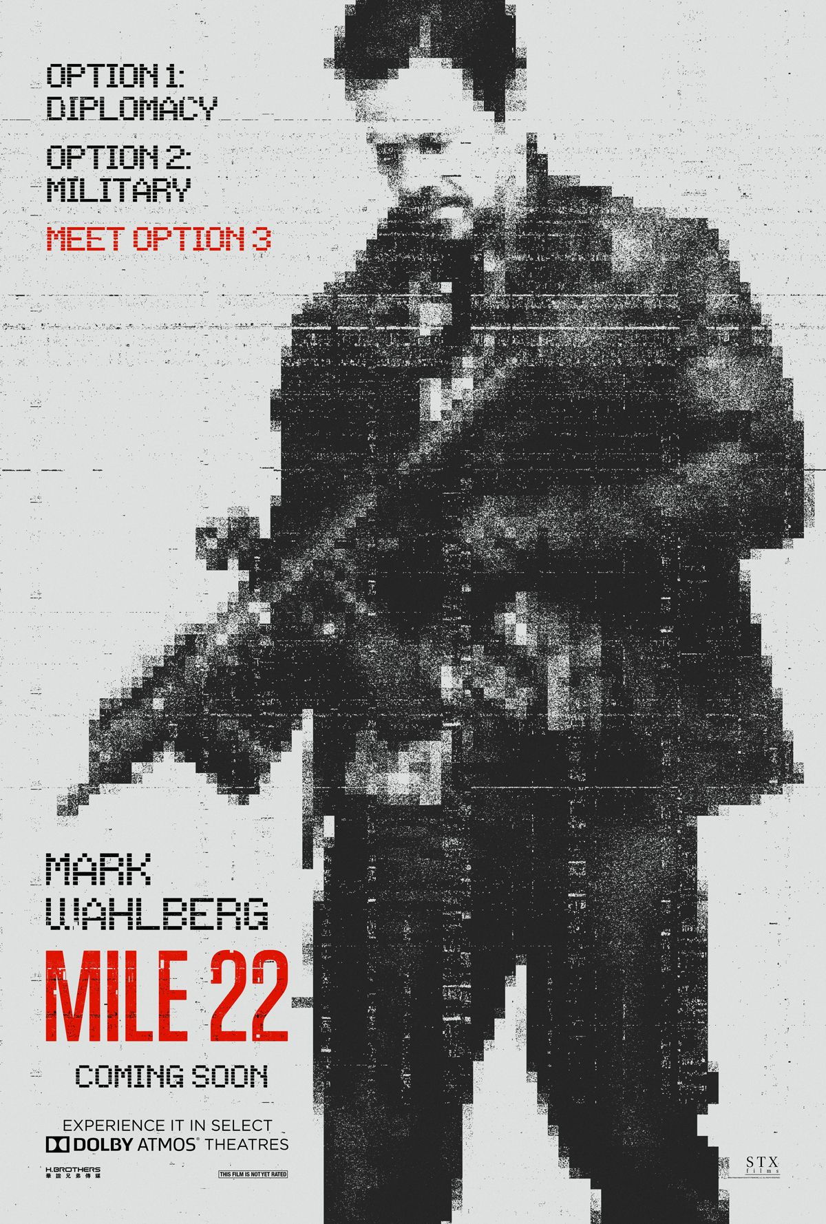 Mile 22 Trailer & Poster