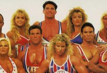 American Gladiators Revival