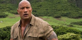 Dwayne Johnson The King