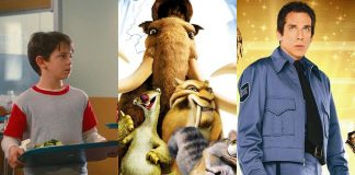 Ice Age Nachts im Museum Serie