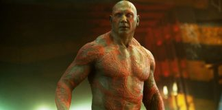 Guardians of the Galaxy Vol 3 Dave Bautista