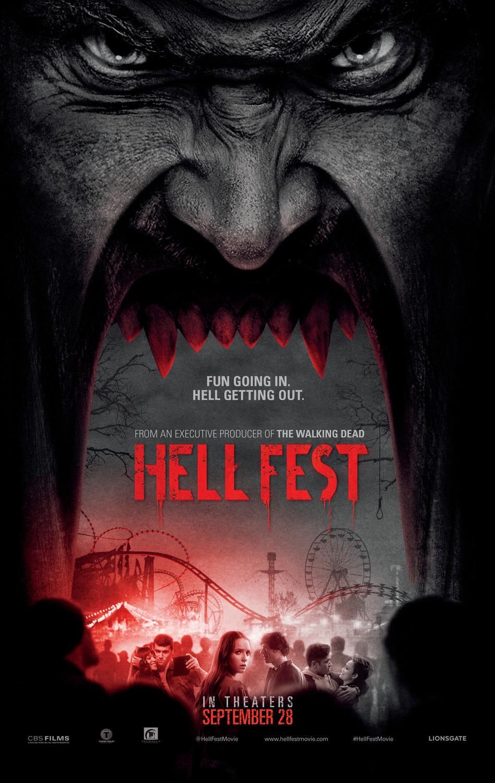 Hell Fest Trailer & Poster
