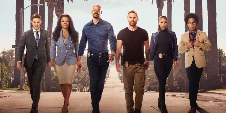 Lethal Weapon Staffel 3 Vorschau Cast-Foto