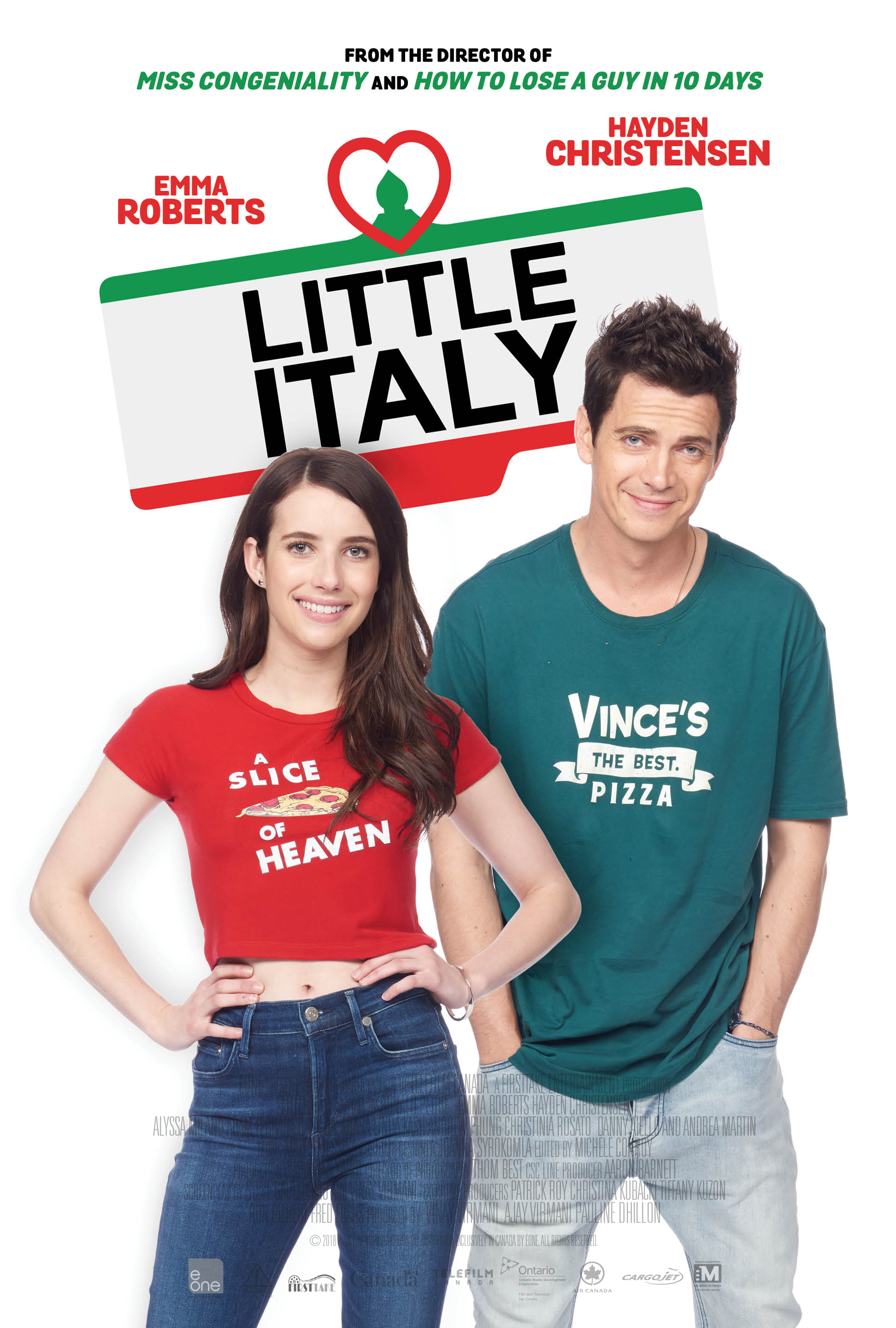 Little Italy Emma Roberts Poster 3