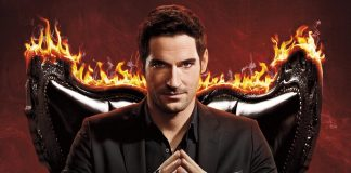 Lucifer Staffel 4 Drehstart