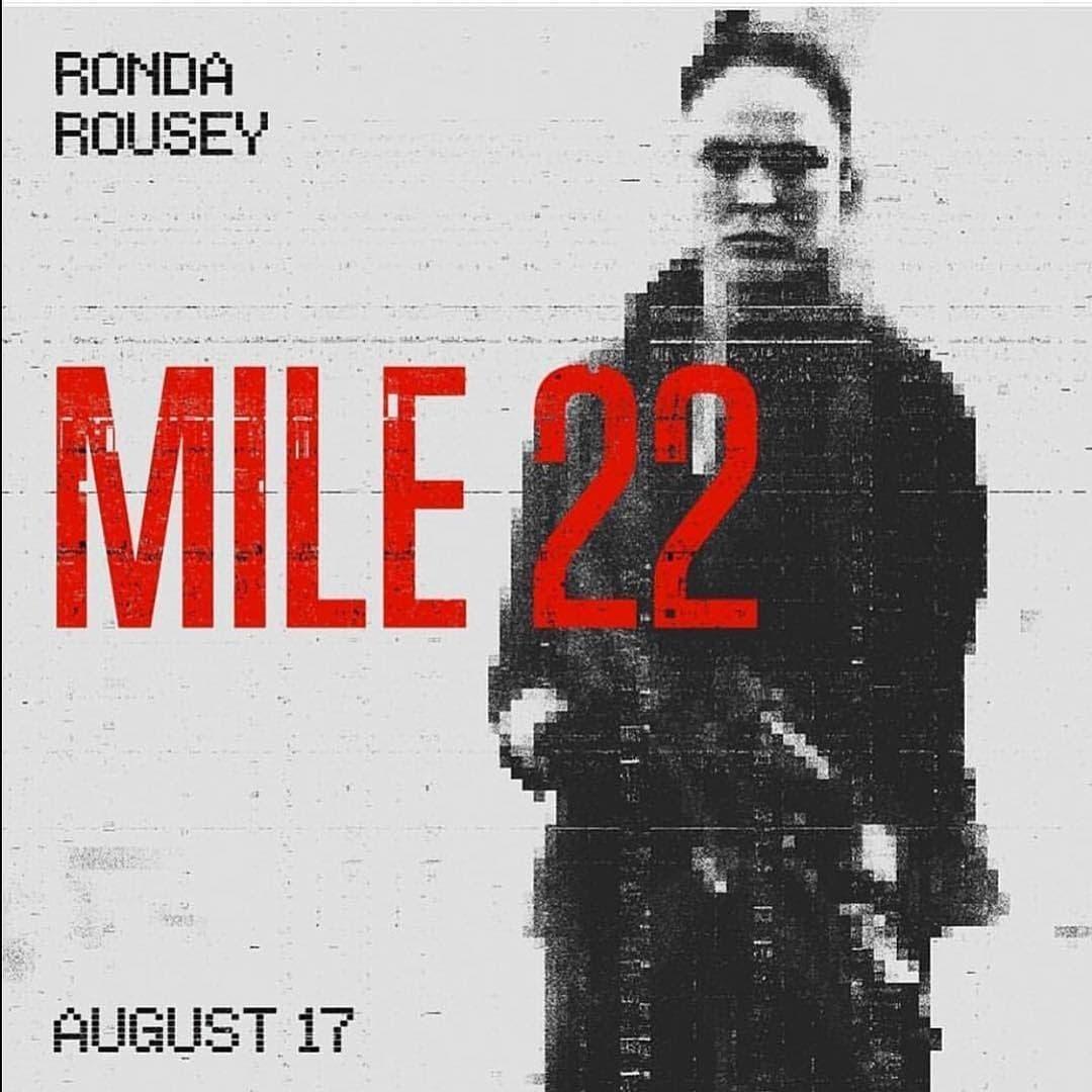 Mile 22 finaler Trailer & Charakterposter 2