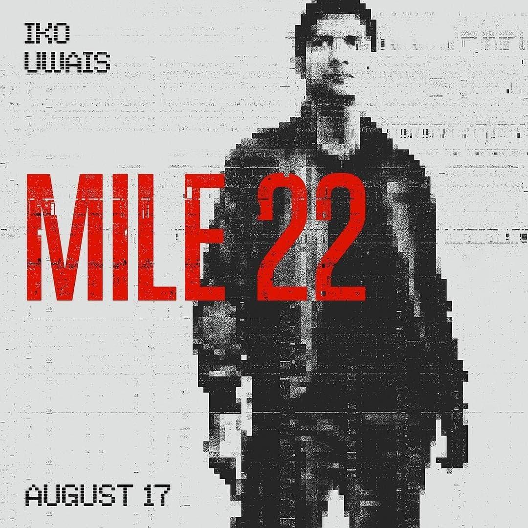 Mile 22 finaler Trailer & Charakterposter 1