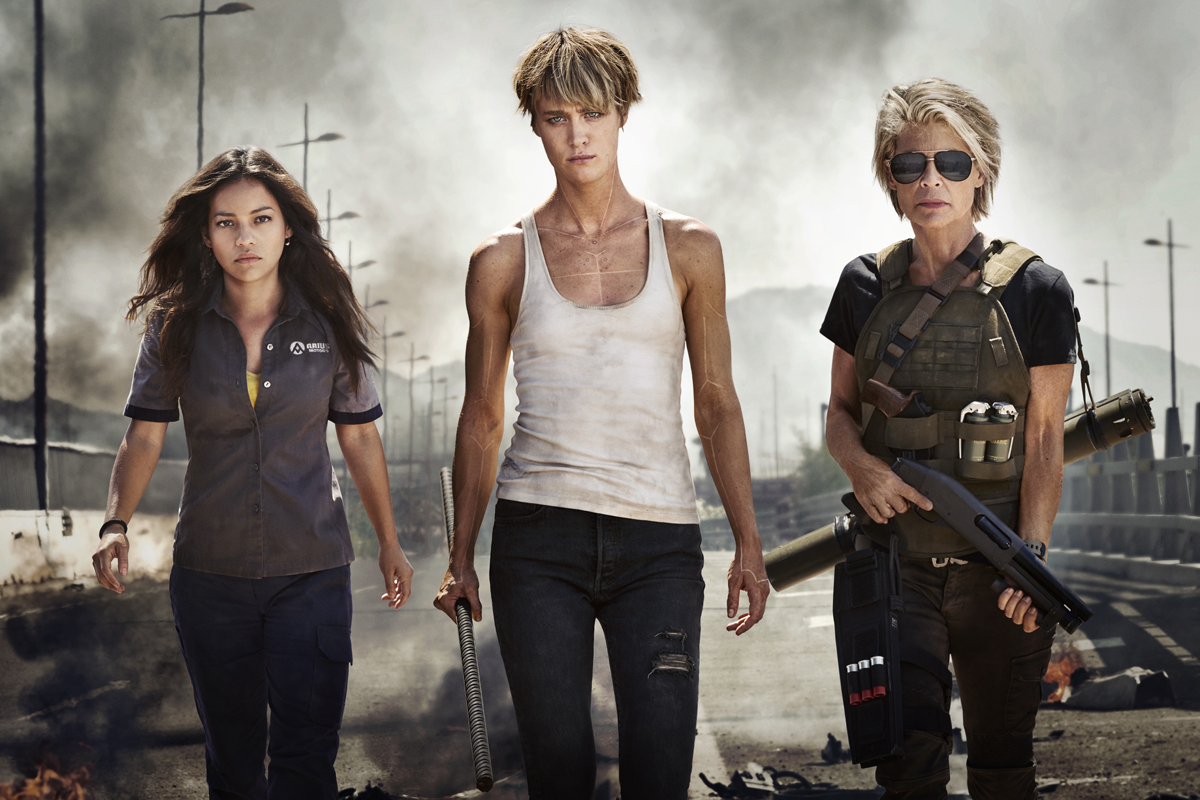 Terminator 6 Cast Foto