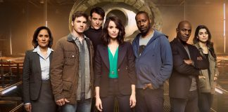 Timeless Staffel 3