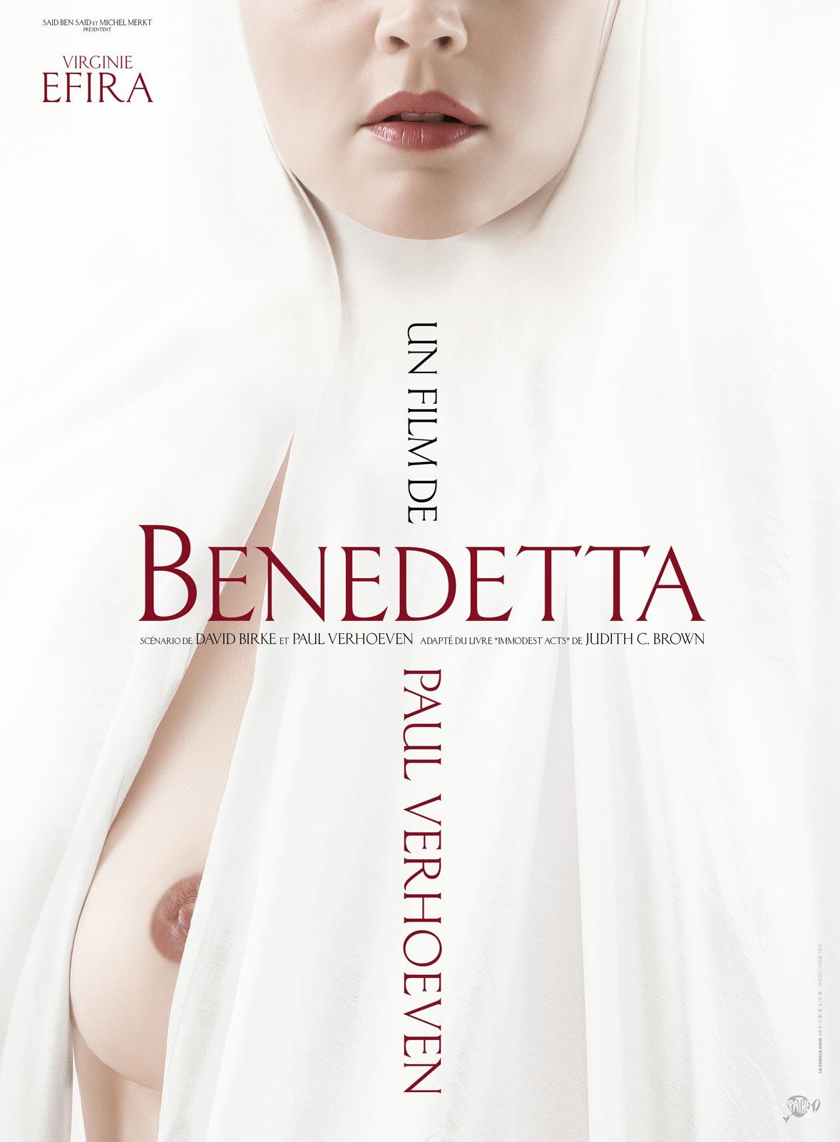 Paul Verhoeven Benedetta Poster