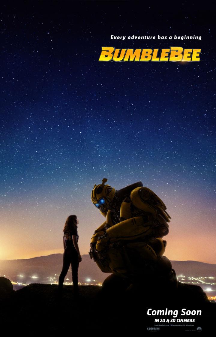 Bumblebee Trailer & Poster