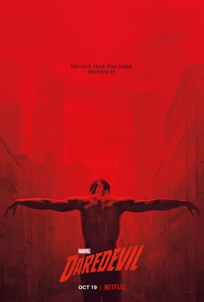 Daredevil Staffel 3 Start Poster 1
