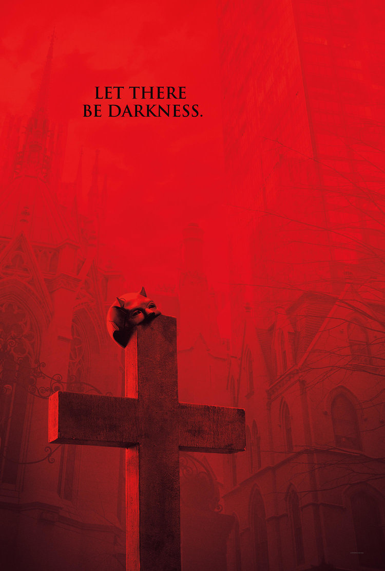 Daredevil Staffel 3 Start Poster 2