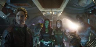 Guardians of the Galaxy 3 Drehbuch